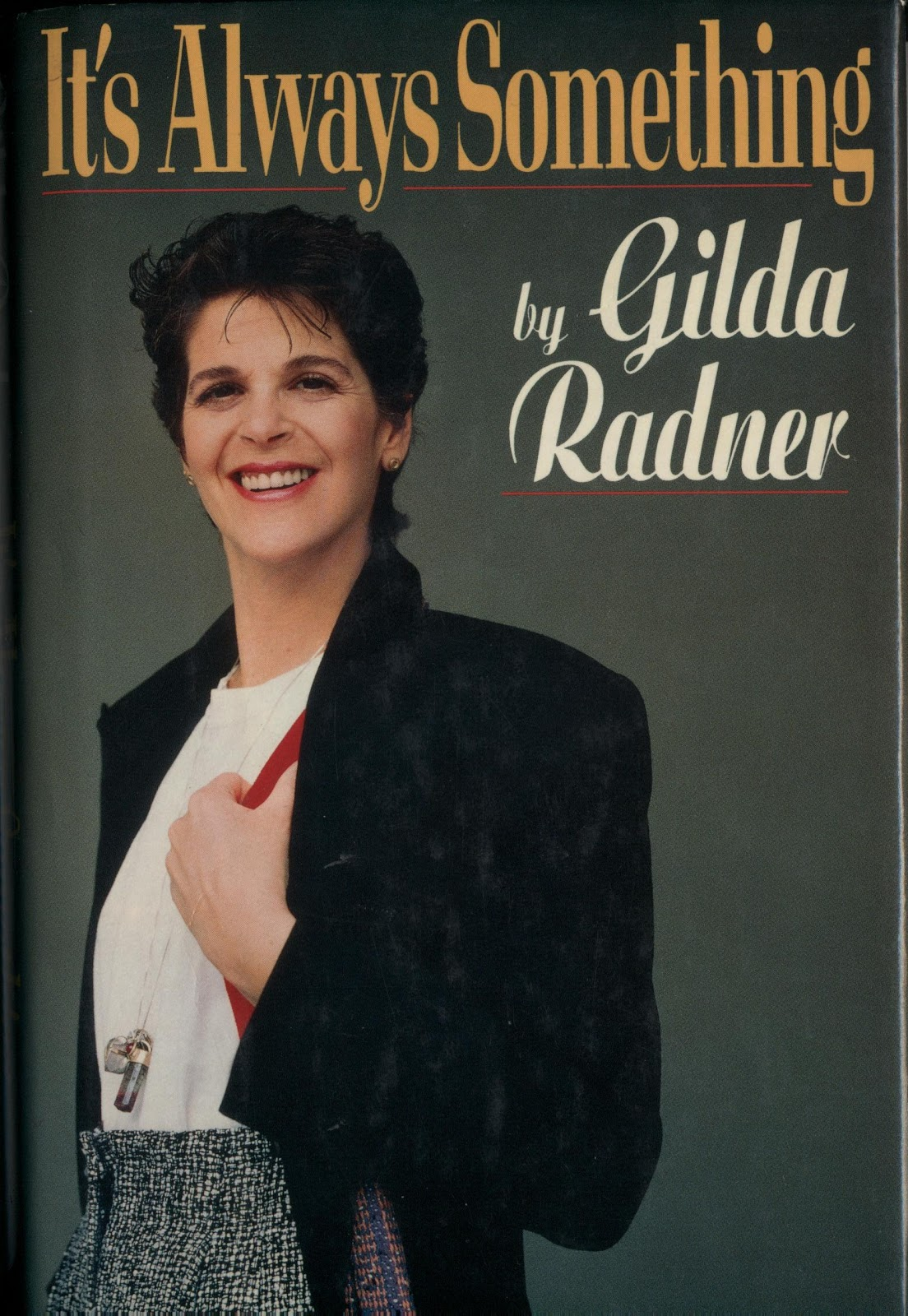 Image result for gilda radner 1988