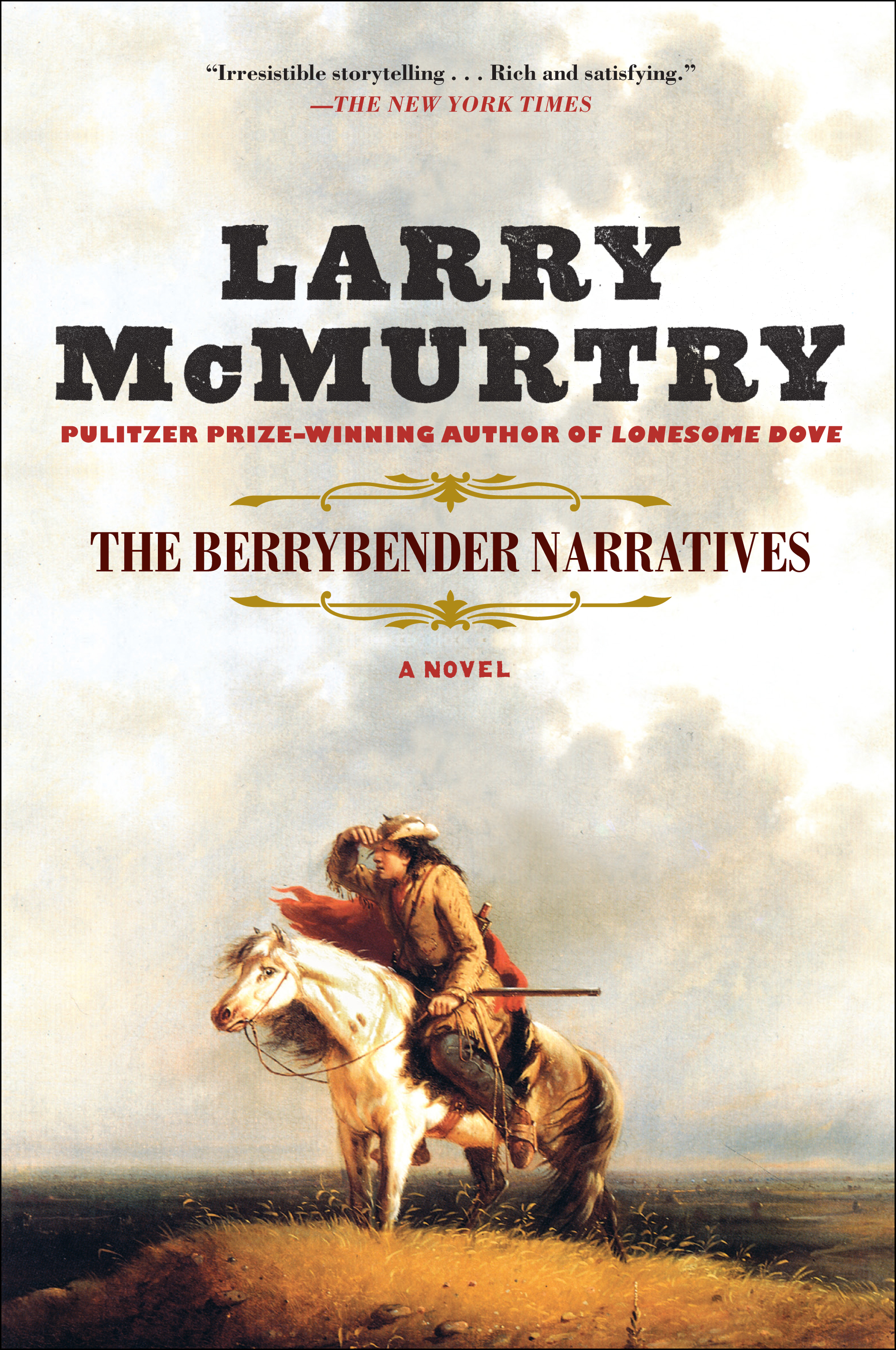 mcmurtry lonesome  The Essential Larry McMurtry - Off the Shelf