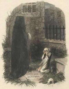 Christmas Carol Grave