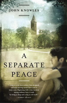 the narrators loss of identity in a separate peace a novel by john knowles A separate peace themes from litcharts  a separate peace by john knowles  though not a single shot is fired in the novel, a separate peace can be.