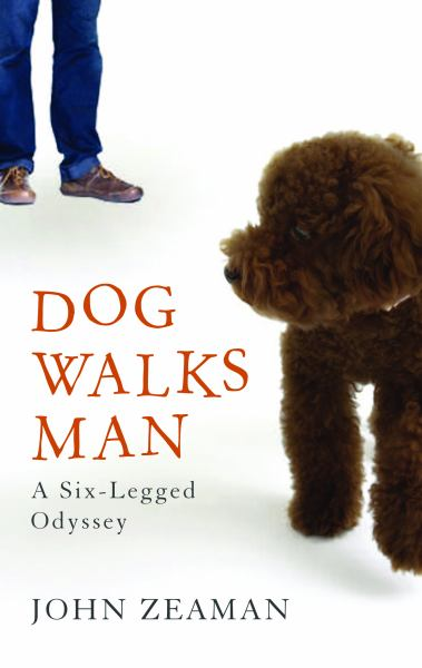 Dog-walks-man