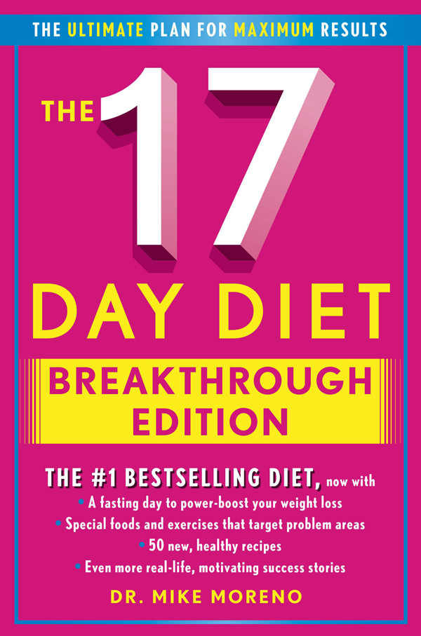 The 17 Day Diet: Breakthrough Edition