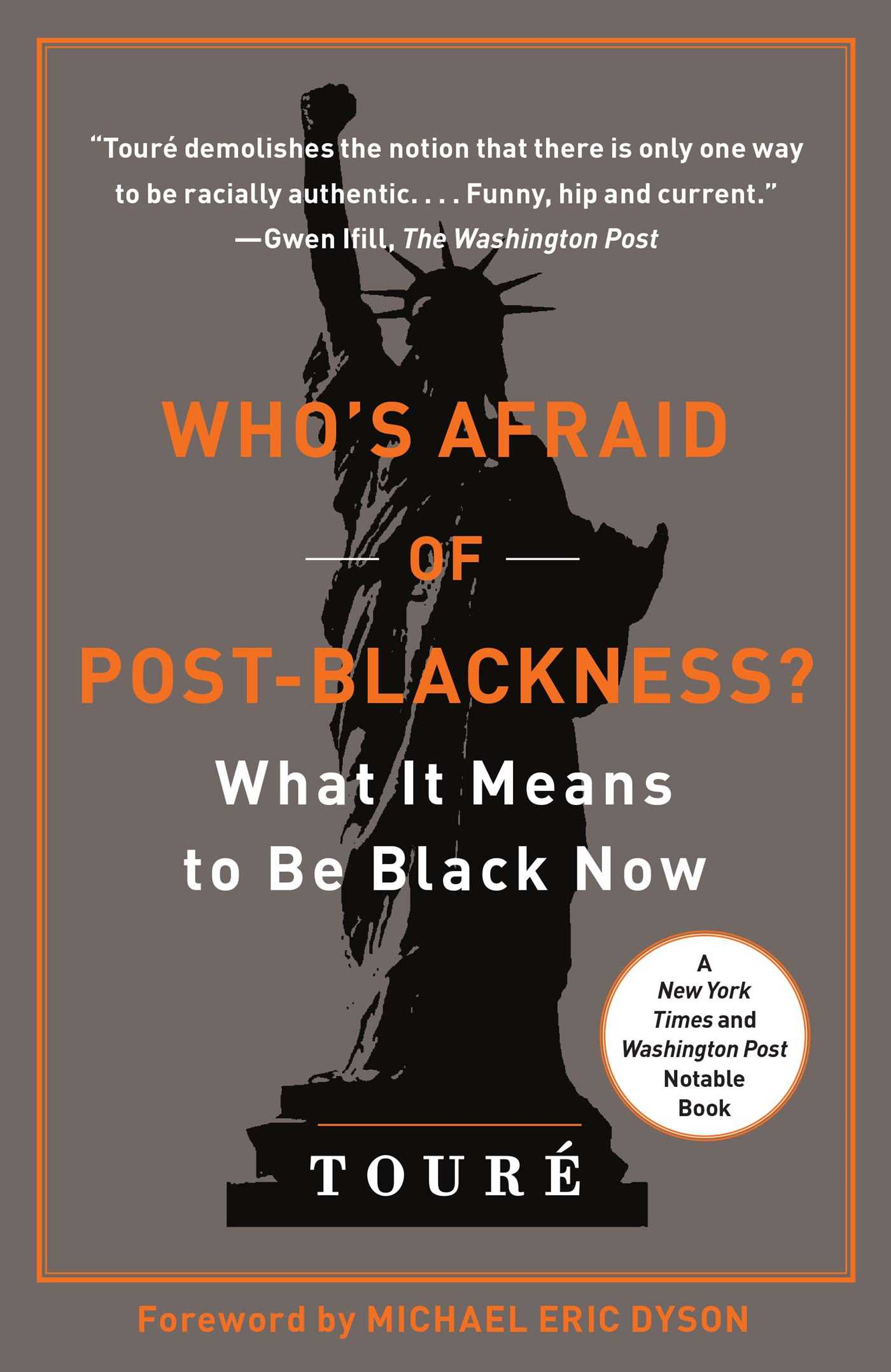 Who's Afraid of Post-Blackness?
