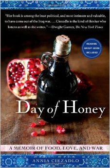 Day of Honey: A Memoir of Food, Love and War