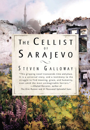 the cellist of sarajevo In more ways than one, the author of the kite runner was absolutely correct when he called the cellist of sarajevo a universal story.
