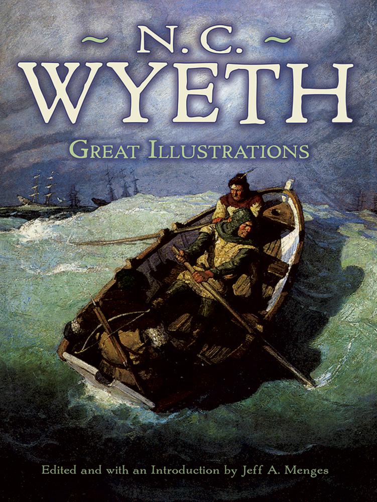 Great Illustrations by N. C. Wyeth