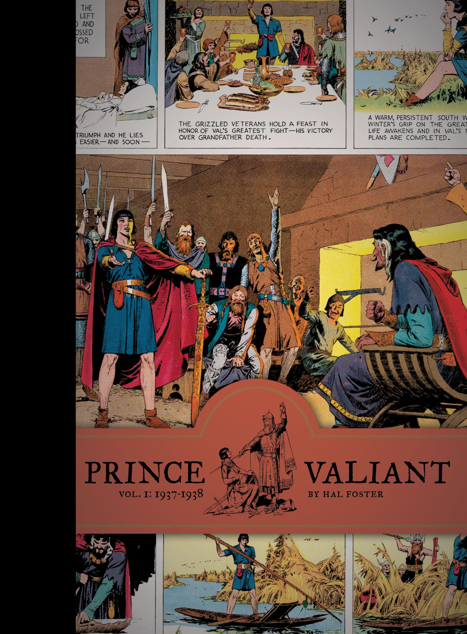 Prince Valiant, Vol. 1: 1937-1938