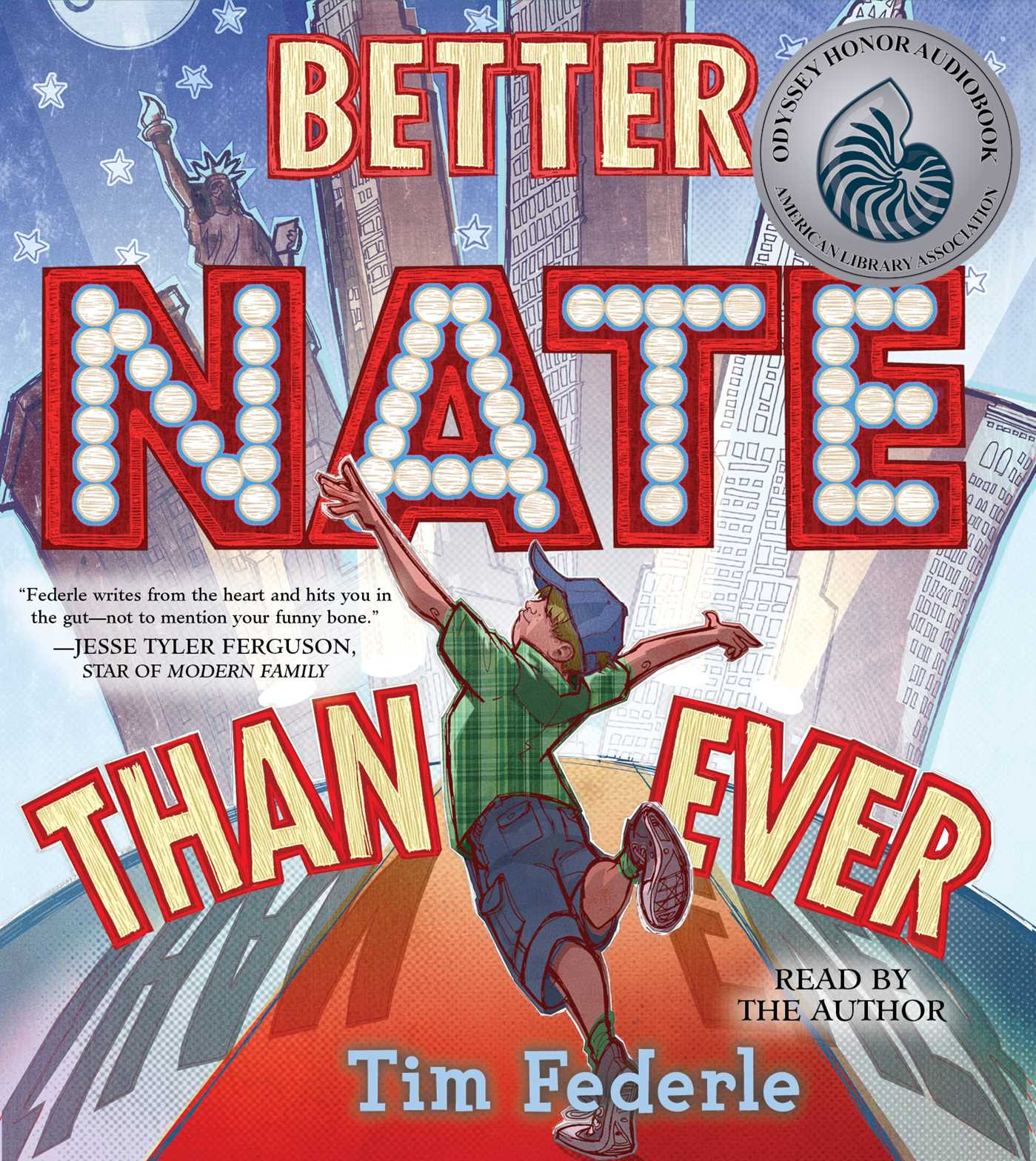 Better Nate Than Ever
