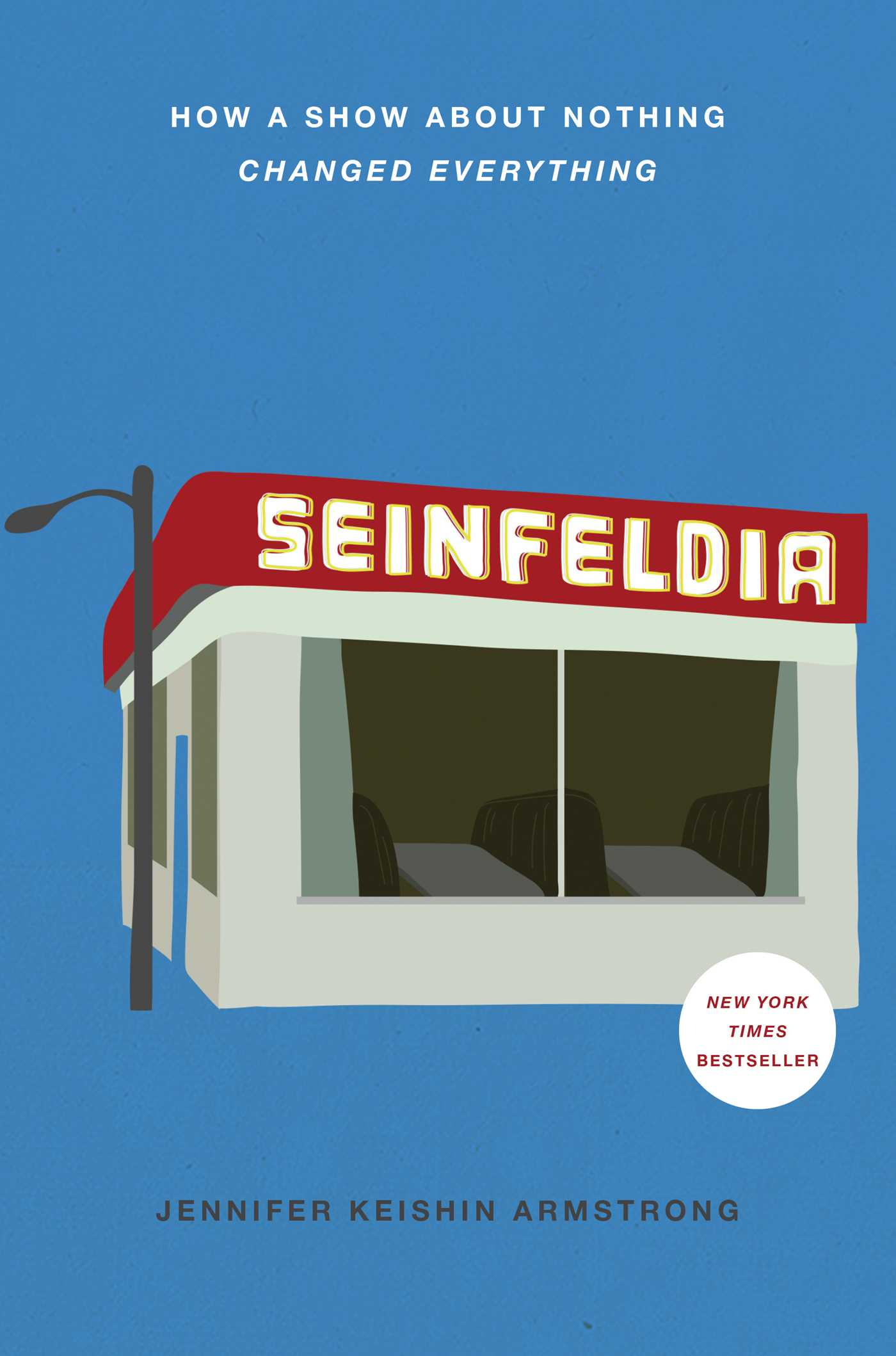 "A Witty, Engaging Book that Revels in Everything ""Seinfeld"""