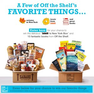 Off the Shelf & Zabar's Sweepstakes Ad