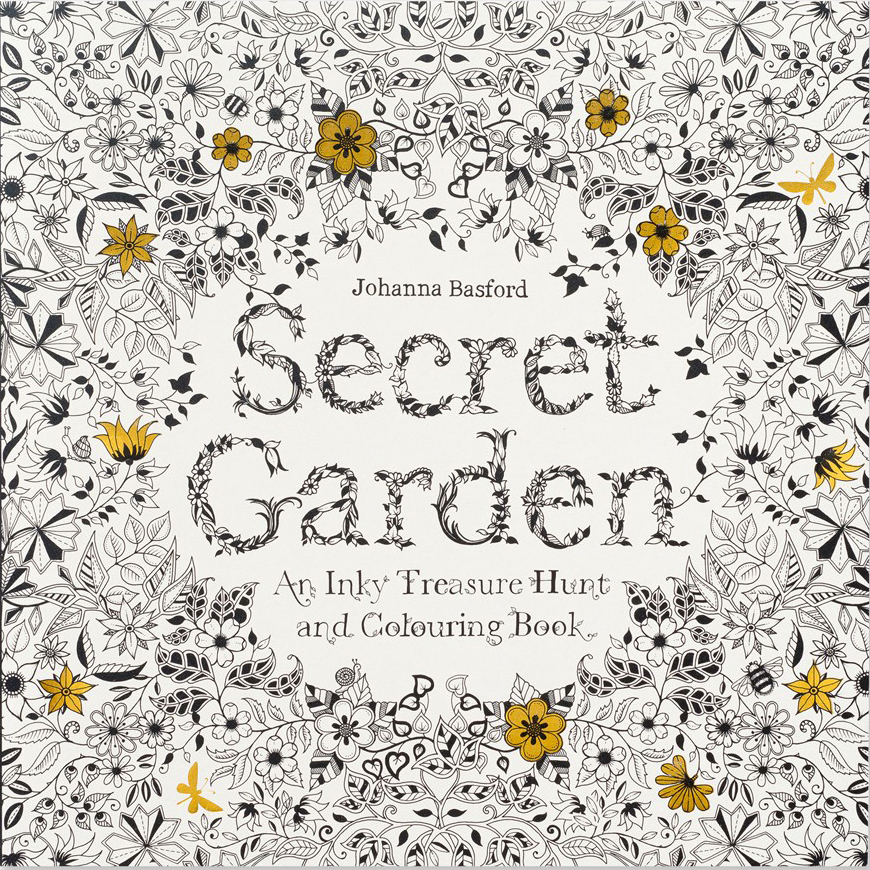 Share 14 Gorgeous Coloring Books That Make Great Gifts