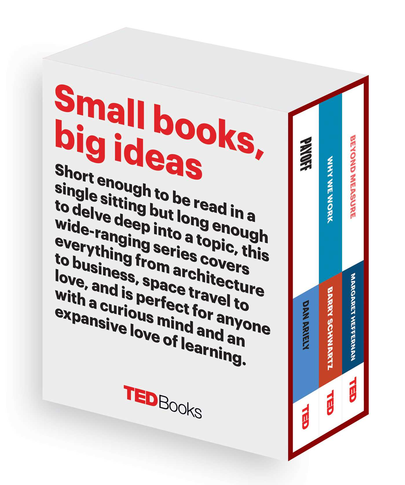 TED Books Box Set : The Business Mind