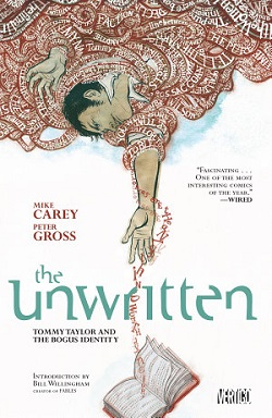 Unwritten Vol. 1