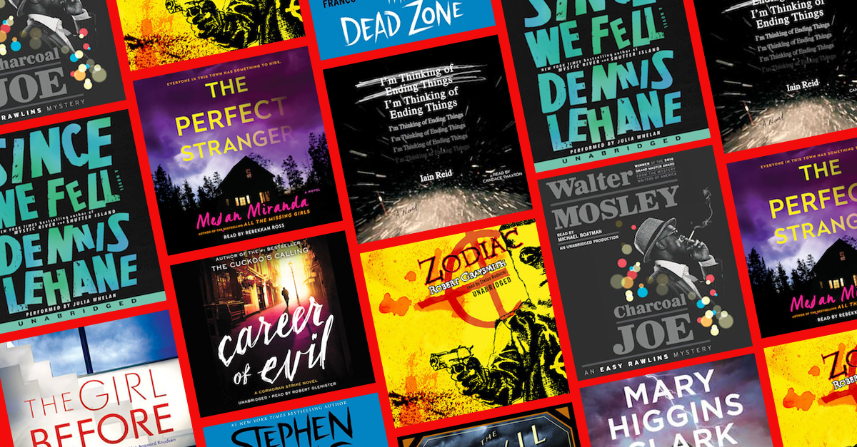 14 audiobook thrillers that will give you chills off the shelf fandeluxe Image collections