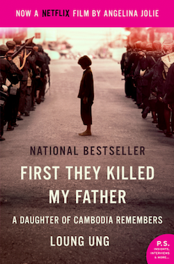 First They Killed My Father