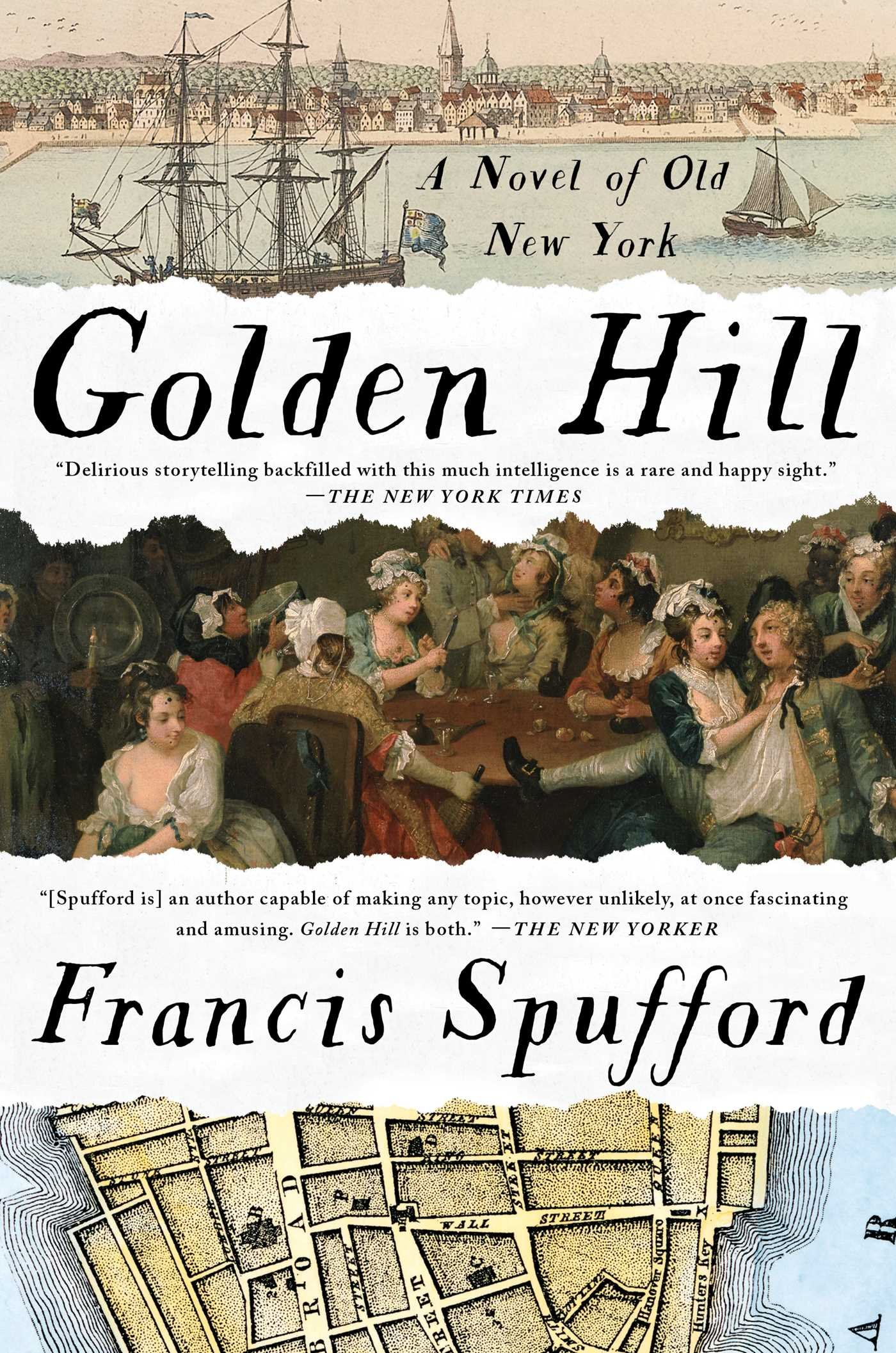 Travel Back to Old New York in this Spectacular Novel