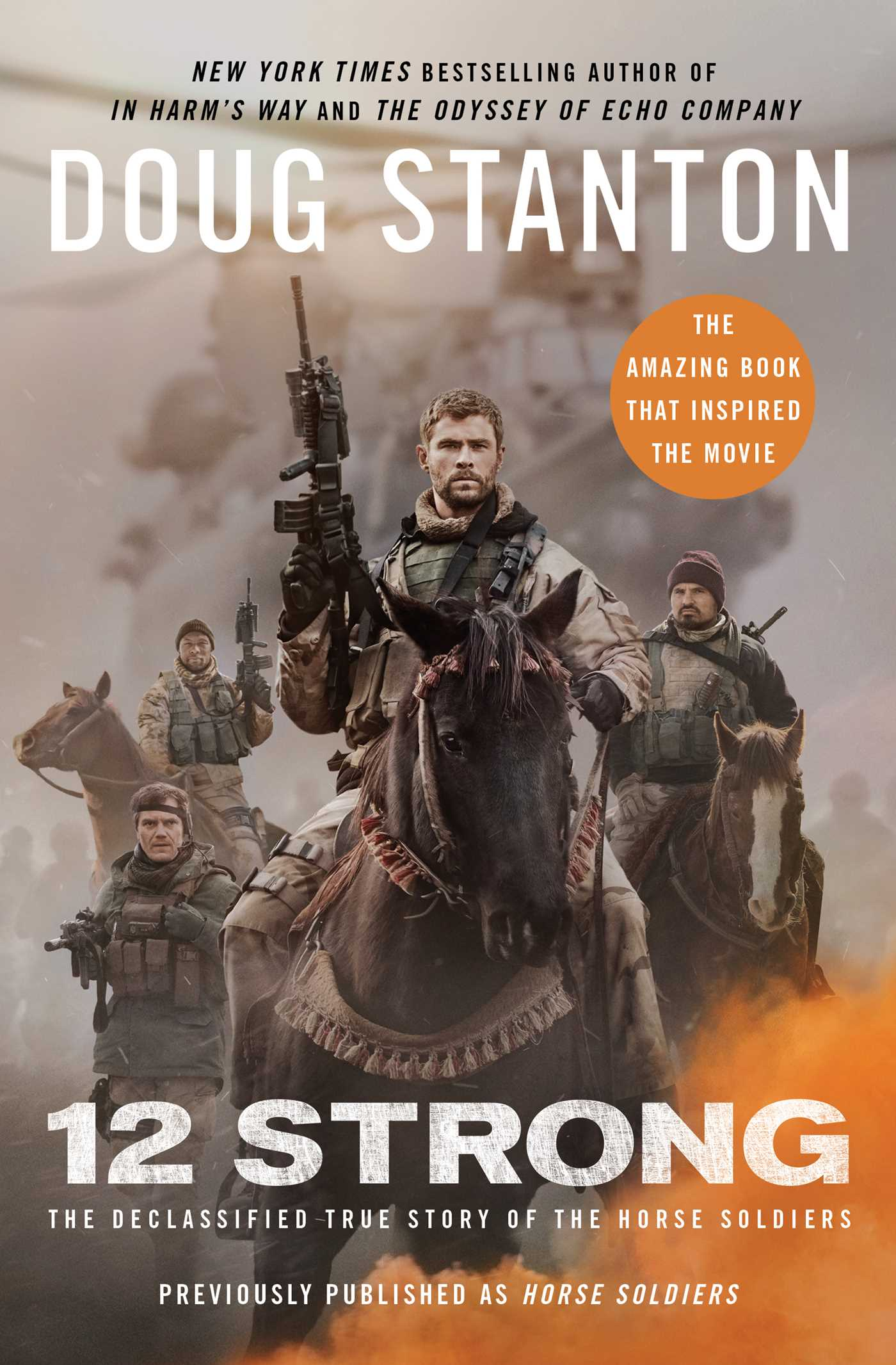 REVIEW: 12 STRONG by Doug Stanton | Off the Shelf