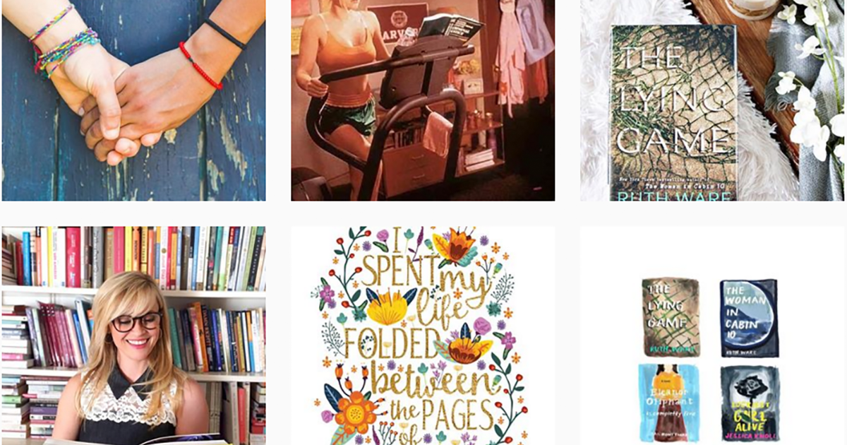 10 reese witherspoon approved books off the shelf. Black Bedroom Furniture Sets. Home Design Ideas