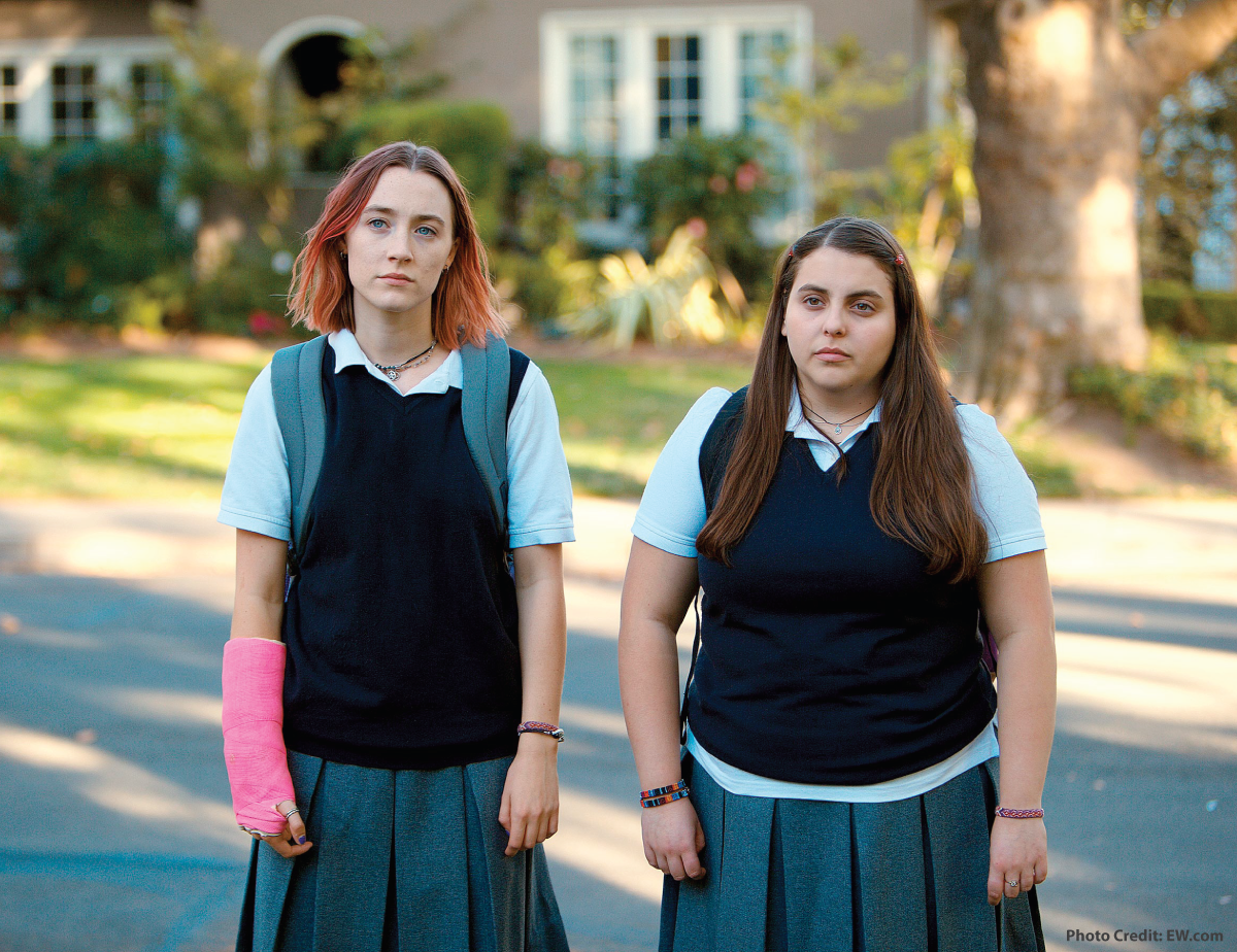 "6 Books to Read If You Loved ""Lady Bird"""