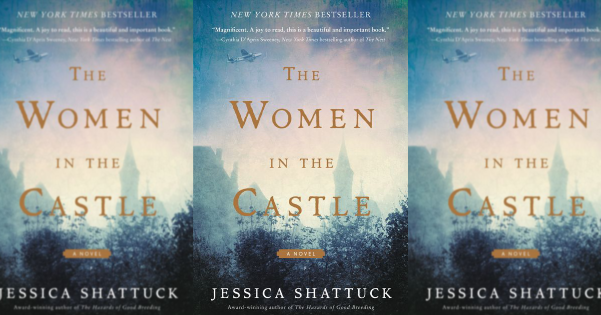 Book Review The Woman In The Castle By Jessica Shattuck Off The Shelf