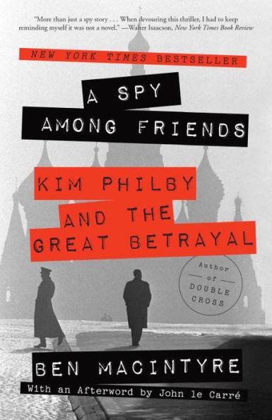 A Spy Among Friends