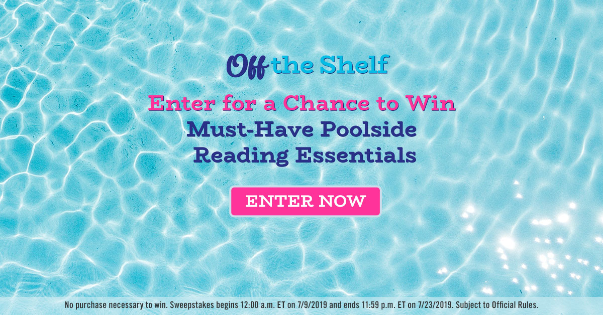 Enter for a Chance to Win Poolside Reading Essentials | Off