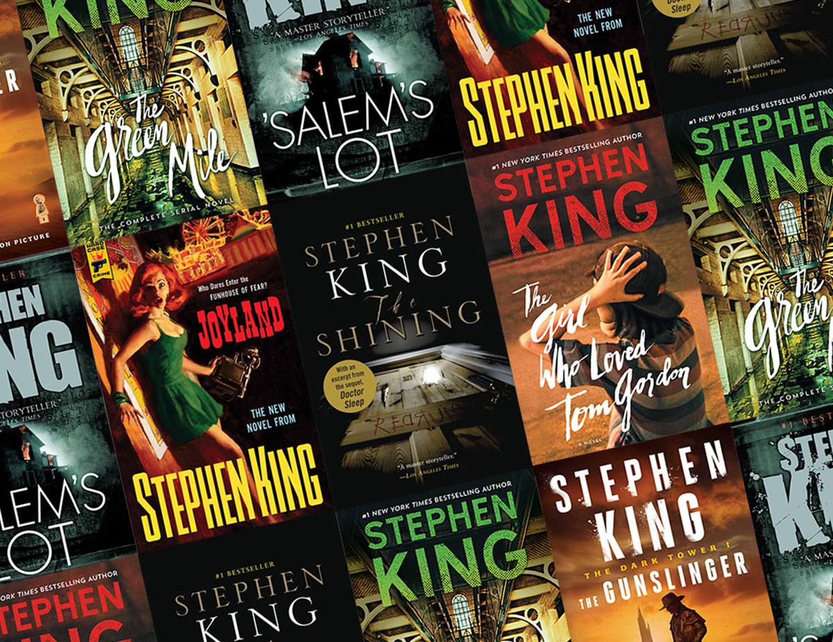 7 Stephen King Novels That Remind Us Why He's a Master Storyteller