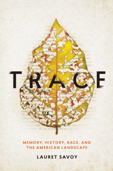 Trace: Memory, History, Race, and the American Landscape
