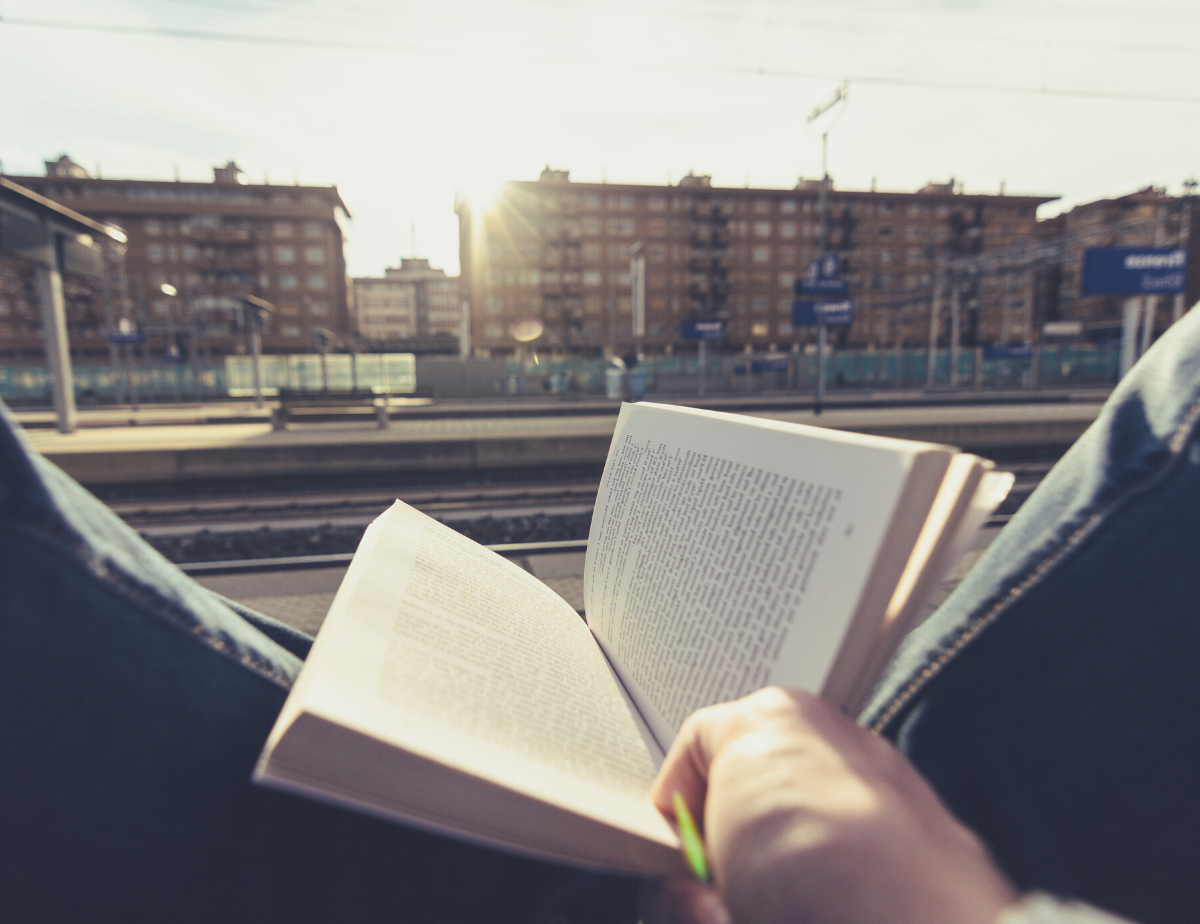 6 Books So Compelling We Almost Missed Our Train Stops