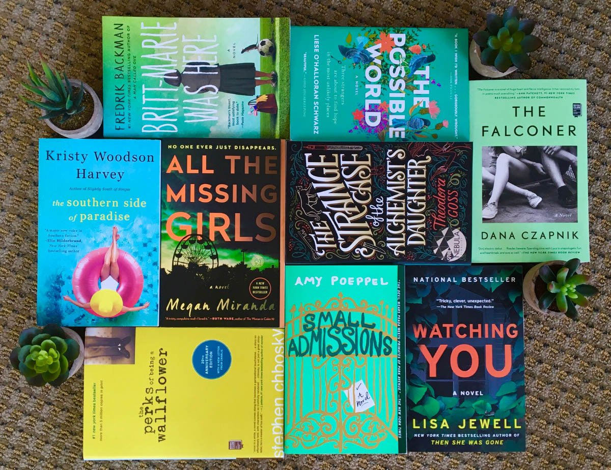 7 Books With Striking Green Covers To Read This St Paddy S Day Off The Shelf