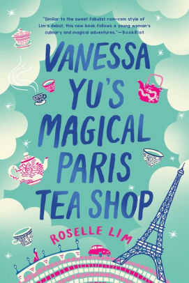 Vanesa Yu's Magical Paris Tea Shop