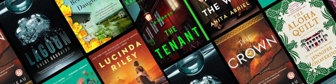 Covers of books with November ebook deals