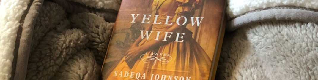 Yellow Wife book on a blanket