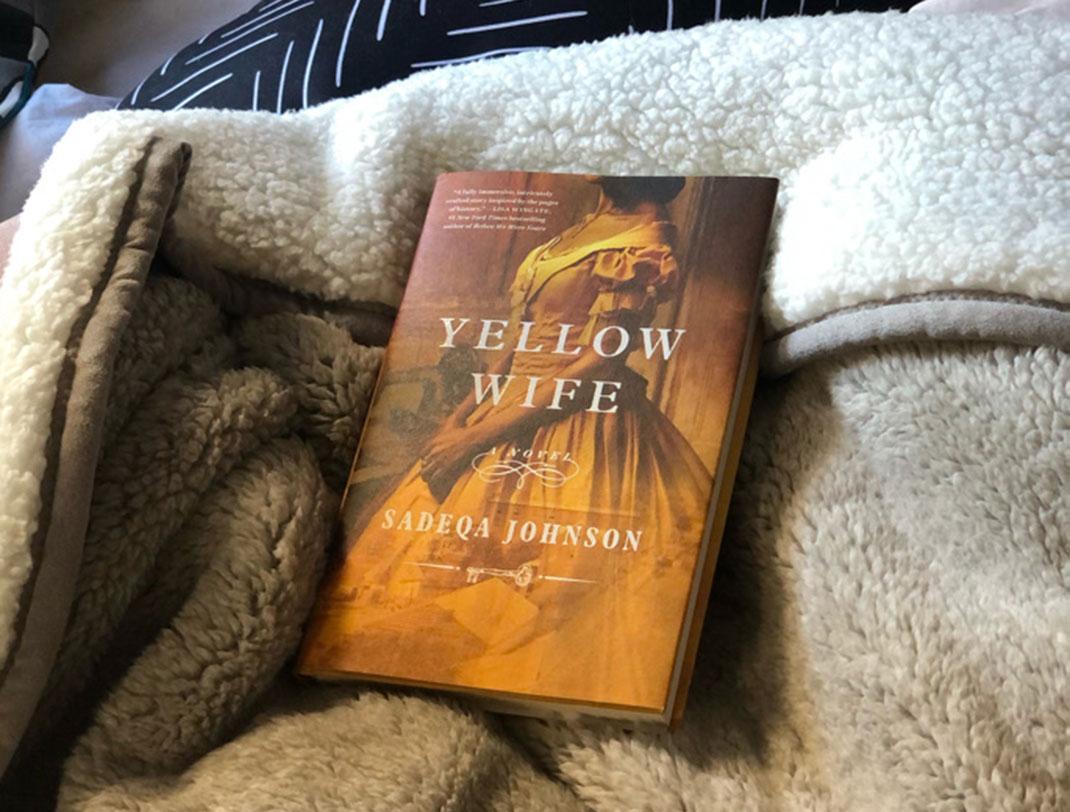 A Profound Historical Novel about Slavery, Sacrifice, and Survival